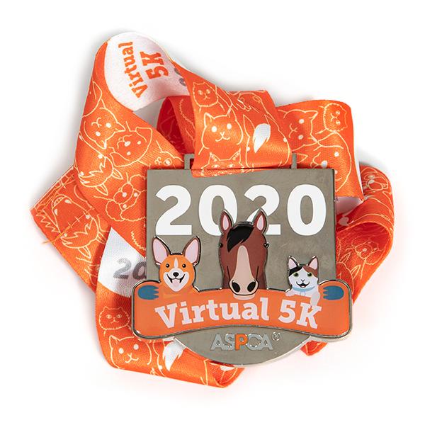 2019 Virtual 5K medal
