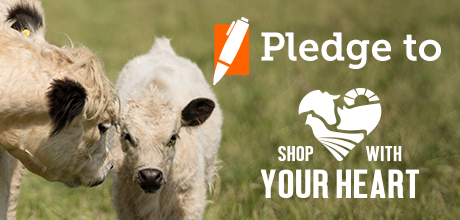 Shop With Your Heart Pledge