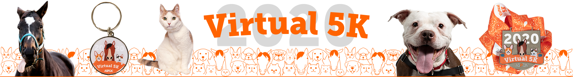 2020 ASPCA Virtual 5K