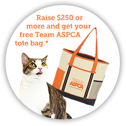 Team ASPCA Tote Bag